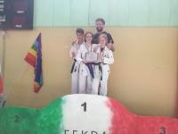 9° Campionato Italiano Karate Azzurrini Giugno 2019 (MI)