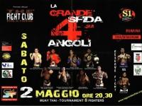 Kombat League Rimini Maggio 2009
